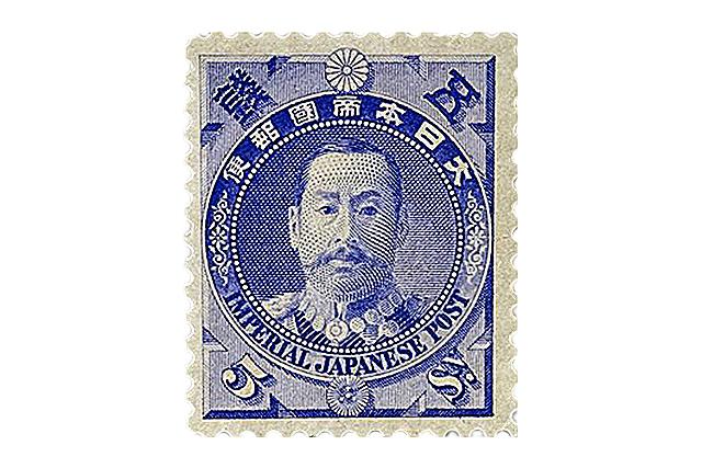 日清戦争勝利記念切手
